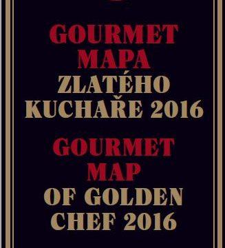 Galavečer Zlatý kuchař 2016