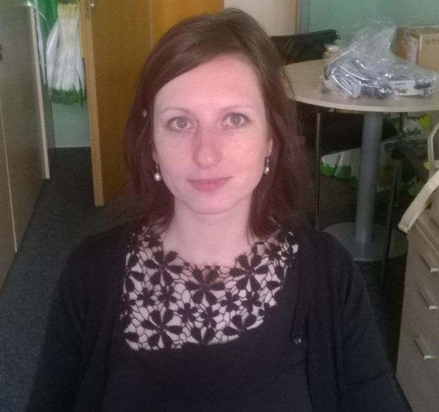 Člen poroty: Kristina Hanousková