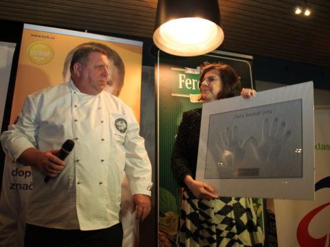 Kdo jako první vstoupil do Síně gastronomické slávy?