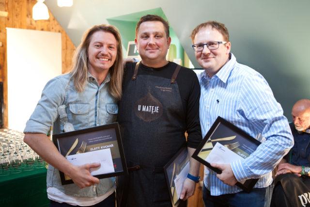 Anketa Zlatý kuchař 2018 – výsledky
